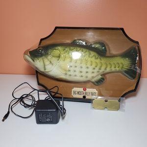 Big mouth billy bass singing sensation 1999